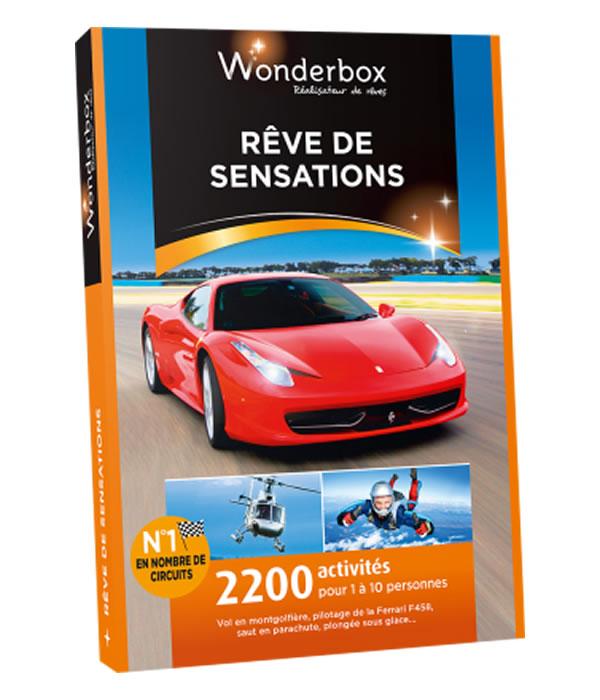wonderbox sensation