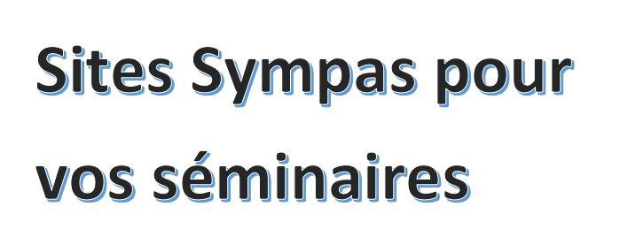 sites sympas seminaires