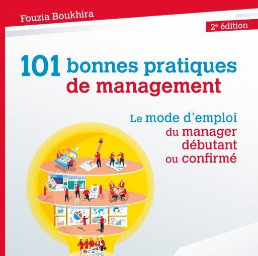 livre manager 101 bonnes pratiques