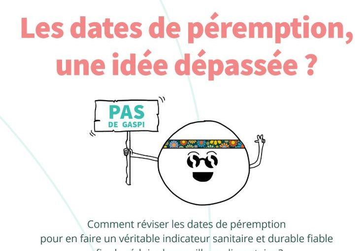 date peremption to good to go