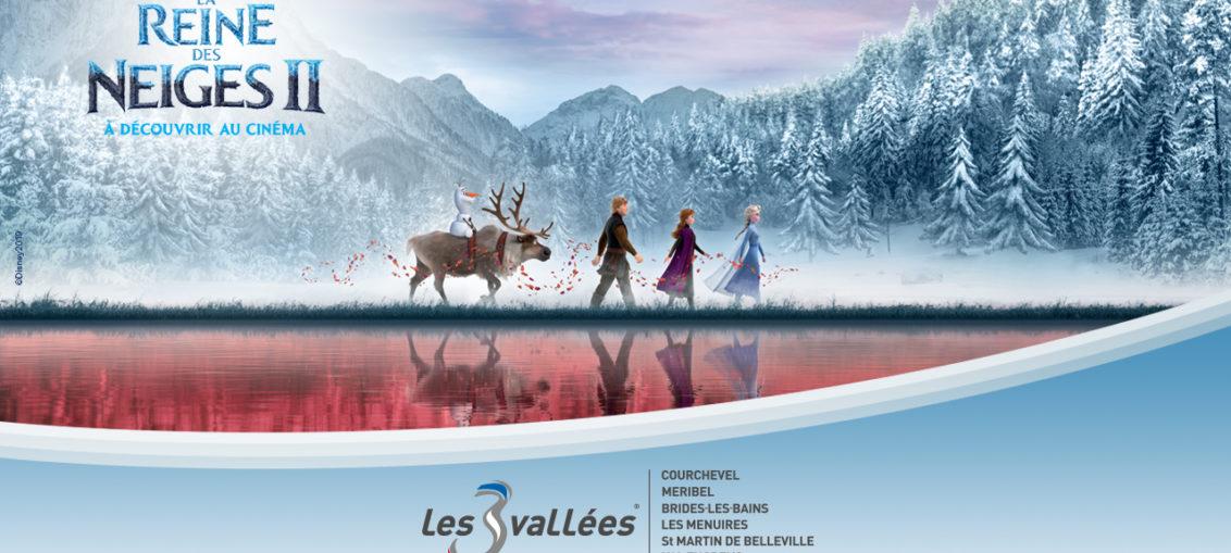la reine des neiges 2 et 3 vallées